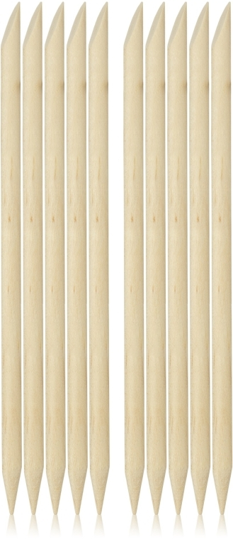 Апельсиновые палочки для маникюра, 10шт. - Kodi Professional Orange sticks 10cm