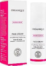 Духи, Парфюмерия, косметика Крем от купероза - Organique Dermo Expert Anti Couperose Cream