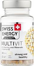 """Духи, Парфюмерия, косметика Витамины в капсулах """"25 Витаминов и минералов"""" - Swiss Energy Multivit"""