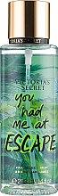 Духи, Парфюмерия, косметика Парфюмированный спрей для тела - Victoria's Secret You Had Me At Escape Fragrance Mist