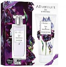 Духи, Парфюмерия, косметика Allvernum Iris & Patchouli - Набор (edp/50ml + b/lot/200ml)