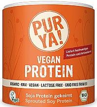 Духи, Парфюмерия, косметика Органическая пророщенная соя - Purya Vegan Protein Sprouted Soy Protein