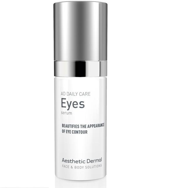 Бьютификация и восстановление контура глаз - Aesthetic Dermal Daily Care Eyes