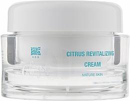 Духи, Парфюмерия, косметика Омолаживающий крем - Spa Abyss Citrus Revitalizing Cream