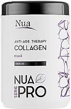 Духи, Парфюмерия, косметика Маска для волос антивозрастная с коллагеном - Nua Pro Anti-age Therapy with Collagen Mask