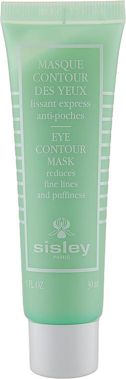 Экспресс-маска для контура глаз - Sisley Masque Contour Des Yeux Lissant Express Eye Contour Mask