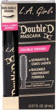 Духи, Парфюмерия, косметика Тушь для ресниц - L.A. Girl Double D Mascara
