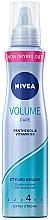 Парфумерія, косметика Мус для волосся - Nivea Hair Care Volume Sensation Styling Mousse