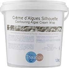 Духи, Парфюмерия, косметика Моделирующий крем для обертывания с морскими водорослями - Thalaspa Contouring Algae Cream Wrap