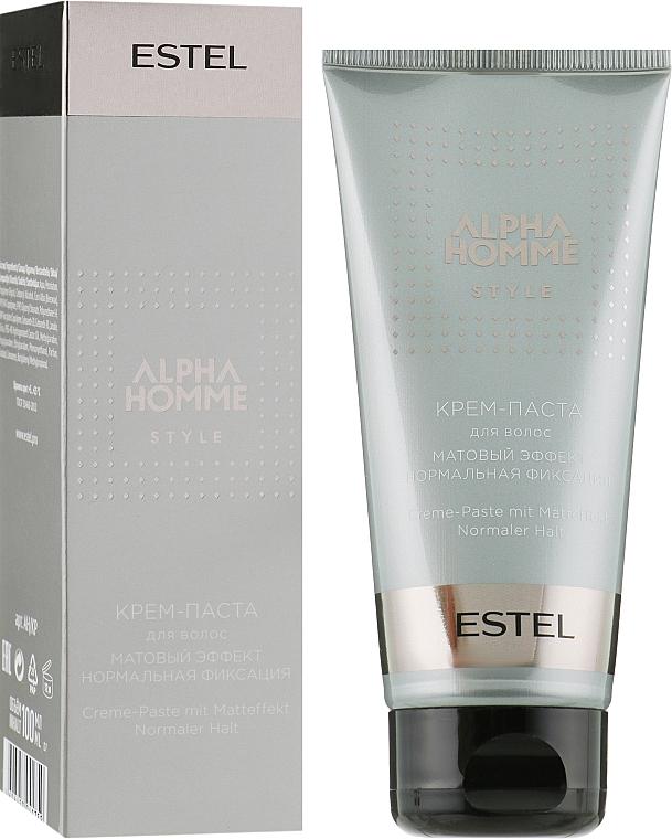 Крем-паста для волос - Estel Professional Alpha Homme