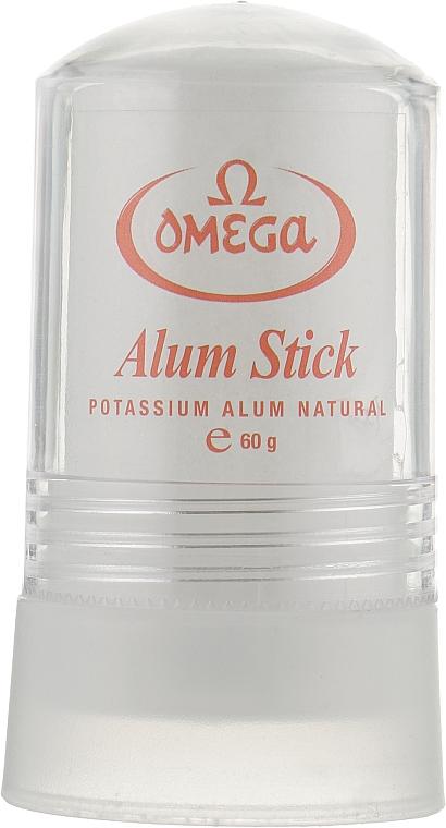 Натуральные квасцы, 49001 - Omega Alum Stick