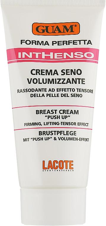 Крем для увеличения объема груди - Guam Crema seno volumizante