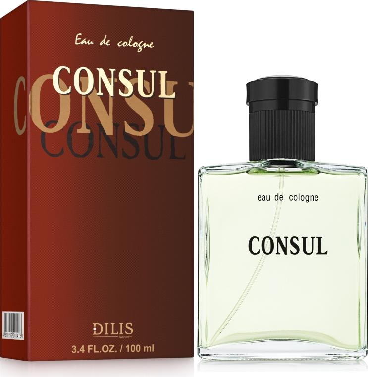Dilis Parfum Eau de Cologne Consul - Одеколон