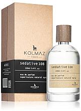 Духи, Парфюмерия, косметика Kolmaz Sedative 108 - Парфюмированная вода
