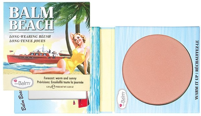 Румяна-бронзер - theBalm Bronzer Balm Beach