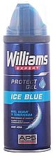Духи, Парфюмерия, косметика Гель для бритья - Williams Expert Ice Blue Shaving Gel