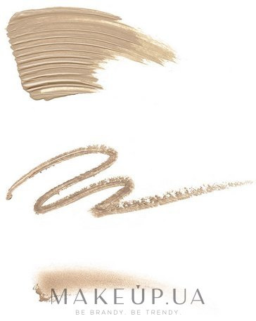 Карандаш для бровей 3 в 1 - NYX Professional Makeup 3-in-1 Brow Pencil — фото Blonde