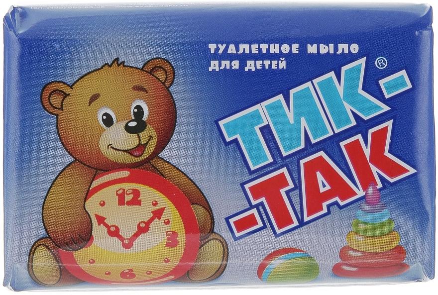 """Туалетное мыло для детей """"Тик-Так"""" - Свобода"""