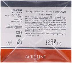 Крем с салициловой и пировиноградной кислотами - Clarena Liposome Pyruvic Acid Salicylic & Cream — фото N4