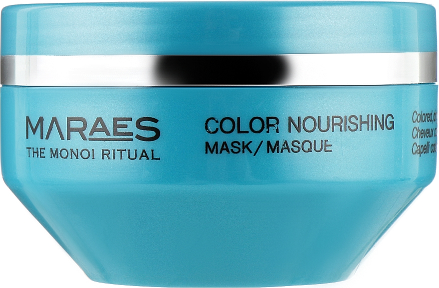 Питательная маска - Kaaral Maraes Color Nourishing Mask