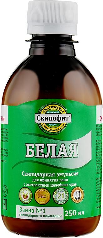 """Скипидарная эмульсия """"Белая"""" - Скипофит"""