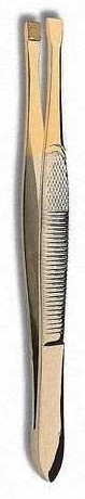 "Пинцет прямой ""Goldrush"", 9724 - Donegal Straight Tweezers — фото N1"
