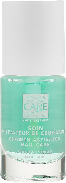 Средство для активного роста ногтей - Eye Care Cosmetics Lacquer Care Activator Growth