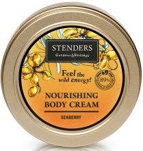 Духи, Парфюмерия, косметика Питательный крем для тела с облепихой - Stenders Seaberry Body Cream