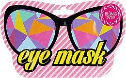 Духи, Парфюмерия, косметика Маска для глаз с коллагеном - Bling Pop Collagen Healing Eye Mask