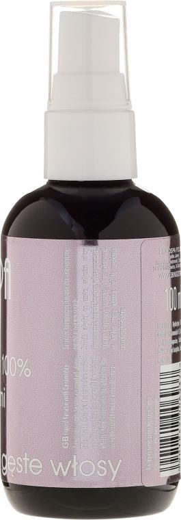 Жидкий кератин с керамидами - BingoSpa 100% Pure Liquid Keratin with Ceramides — фото N2