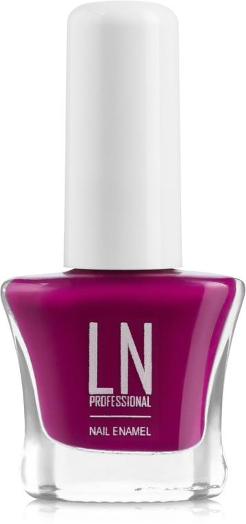 Лак для ногтей, 6 г - LN Professional Lambre Noir