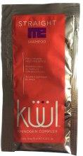 Духи, Парфюмерия, косметика Шампунь для выпрямления волос - Kuul Straight Me Shampoo (пробник)