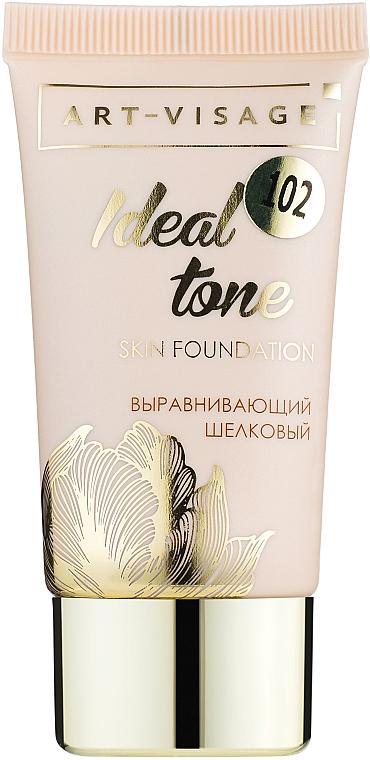 Тональный крем - Art-Visage Ideal Tone Skin Foundation