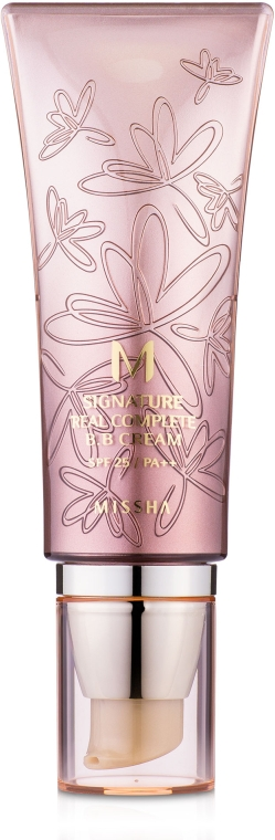 ВВ крем - Missha M Signature Real Complete BB Cream SPF25/PA++ (45ml)