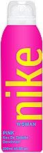 Духи, Парфюмерия, косметика Nike Pink Woman - Дезодорант