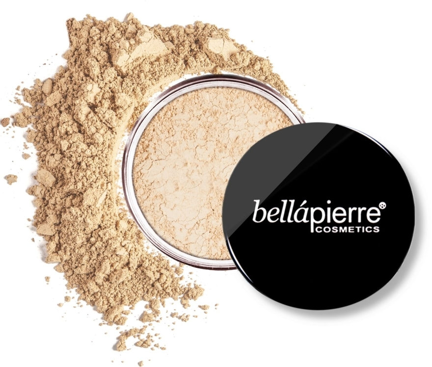 Рассыпчатая минеральная пудра - Bellapierre Mineral Foundation