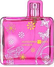 Духи, Парфюмерия, косметика Mandarina Duck Cute Pink - Туалетная вода (тестер с крышечкой)