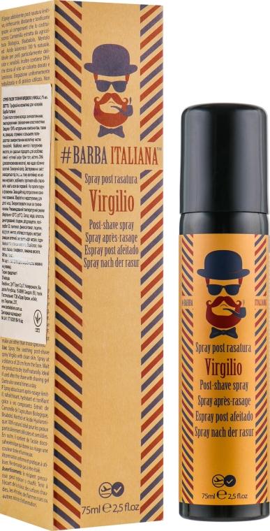 Спрей после бритья - Barba Italiana Virgilio