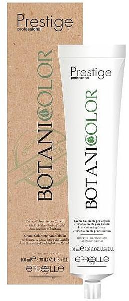 УЦЕНКА Стойкая крем-краска для волос - Erreelle Italia Prestige Botanicolor *