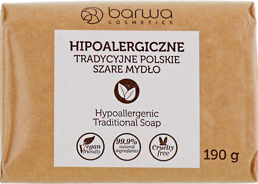 Натуральное мыло - Barwa Hypoallergenic Traditional Soap