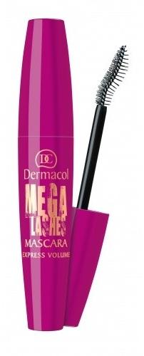Тушь для ресниц - Dermacol Mega Lashes Express Volume Mascara