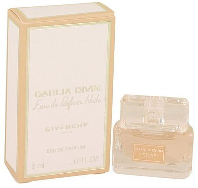 Givenchy Dahlia Divin Nude - Парфюмированная вода (мини)