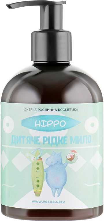 Мыло для купания - Vesna Hippo