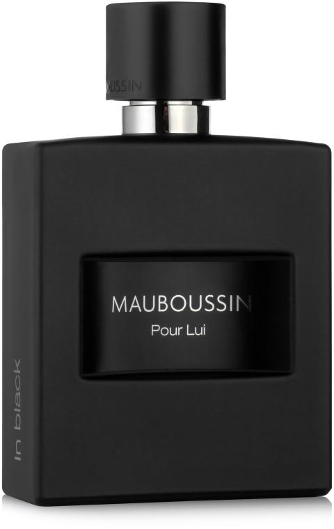 Mauboussin Pour Lui in Black - Парфюмированная вода
