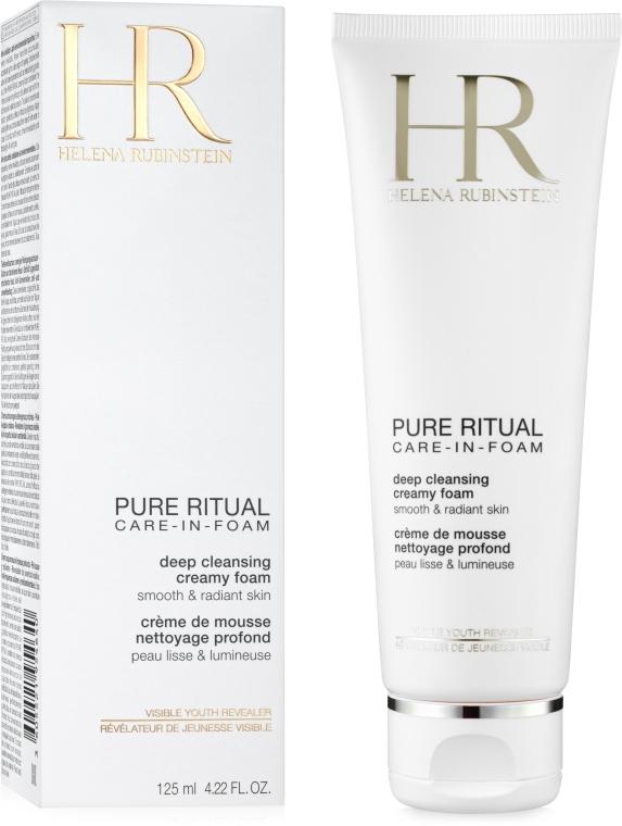 Глубоко очищающая кремовая пенка - Helena Rubinstein Pure Ritual Deep Cleansing Creamy Foam