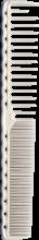 Духи, Парфюмерия, косметика Расческа для стрижки, 185мм - Y.S.Park Professional 332 Cutting Combs White