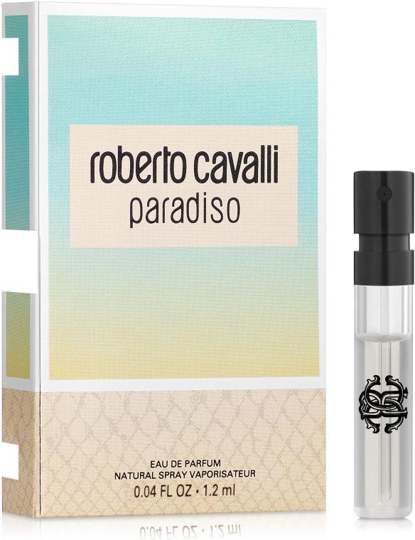 Roberto Cavalli Paradiso - Парфюмированная вода (пробник)