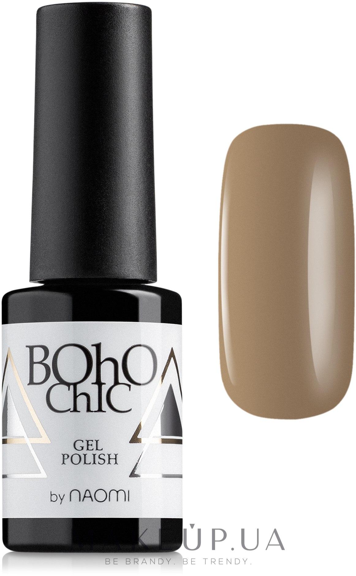 Гель-лак для ногтей - Naomi Boho Chic Gel Polish — фото BC02
