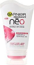 Духи, Парфюмерия, косметика Дезодорант-крем - Garnier Neo Dry-Cream Deodorant Panthenol Plus