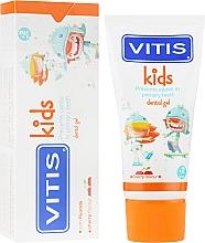 Духи, Парфюмерия, косметика Зубная гель-паста для детей - Dentaid Vitis Kids